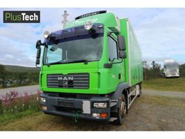 bakwagen vrachtwagen > 7.5 t MAN TGM 18.280 2007