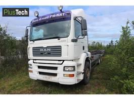 containersysteem vrachtwagen MAN TGA 26.430 2005