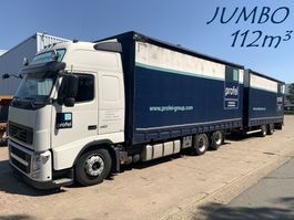 mega-volume vrachtwagen Volvo FH 460 6x2 (10 TIRES) JUMBO 112m³ - GLOBE XL - VOLUME COMBI - IS SHIFT  ... 2012
