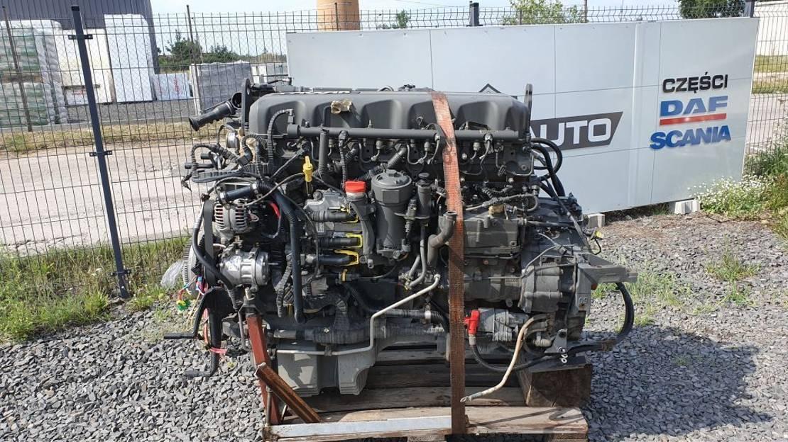 Motor vrachtwagen onderdeel DAF XF 106 MX13 460 MOTOR ENGINE 2014