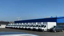 overige bedrijfswagens Renault Master Koffer+LBW Humbaur FlexB  3,5t Klima 50x! 2019