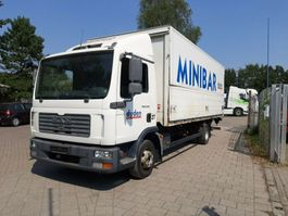 verkoop opbouw vrachtwagen MAN TGL 12.210