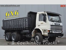 kipper vrachtwagen > 7.5 t Scania 113H 360 1991