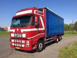 veewagen vrachtwagen Volvo FH 420 6X2 Chicken transport 2004