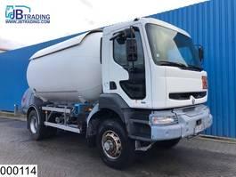 tankwagen vrachtwagen Renault Premium 250 4x4, 17109 Liter,  LPG / GPL gas tank 25 bar, Manual, Steel ... 1998