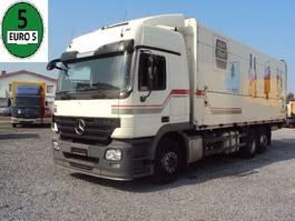 verkoop opbouw vrachtwagen Mercedes Benz Actros 2546 MP 3 Klima Retarder 3 Pedale 2008