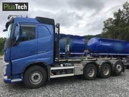 containersysteem vrachtwagen Volvo FH540 2014