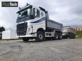 kipper vrachtwagen > 7.5 t Volvo FH540 2017