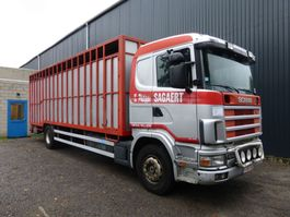 veewagen vrachtwagen Scania 94G 310 2001