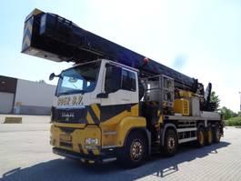autohoogwerker vrachtwagen MAN TGS 50-480 10X4 2009