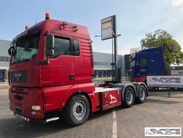 standaard trekker MAN TGA 33.480 6x4 - German - Retarder - Euro 4 2007