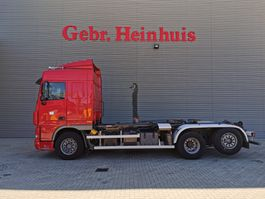 containersysteem vrachtwagen DAF XF 105.460 6x2 Space Cab Euro 5 22 Tons Palfinger Hooklift! 2011