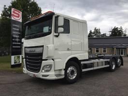 containersysteem vrachtwagen DAF XF 510 2018
