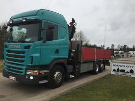 kraanwagen Scania G440 LB 6x2 MNB 2013