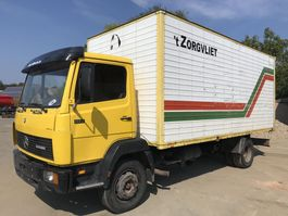 bakwagen vrachtwagen Mercedes-Benz 1117 **6CYL-BELGIAN TRUCK** 1990