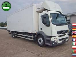 koelwagen vrachtwagen Volvo FL 260 4x2 LL CARRIER SUPRA 1000 Mt City Z KLIMA 2011