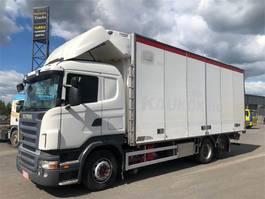 koelwagen vrachtwagen Scania R-420L-6X2 2007