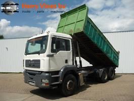 kipper vrachtwagen > 7.5 t MAN TG 310 A 2002
