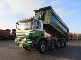 kipper vrachtwagen > 7.5 t Ginaf 5450 S 10x8 Euro 5 2007