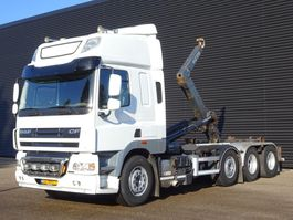 containersysteem vrachtwagen DAF CF 85.460 / 30T HAAKARM / 283 DKM! / 8x2 / ATe 2013