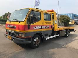autotransporter vrachtwagen Mitsubishi CANTER TOWTRUCK 1998