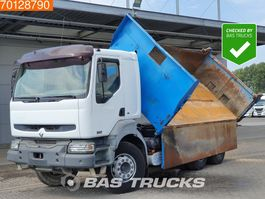 kipper vrachtwagen > 7.5 t Renault Kerax 370 6X4 Manual 2-Seiten Big-Axle Steelsuspension Euro 3 2003