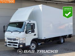 bakwagen vrachtwagen > 7.5 t Mitsubishi Fuso Canter 7C18 4X2 Ladebordwand Euro 6 2016