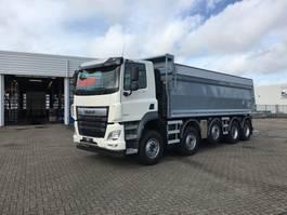 kipper vrachtwagen > 7.5 t DAF CF 480 FAD 10 X 4 KIPPER