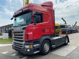 standaard trekker Scania R440 4X2 EURO 6 MET AD BLUE + RETARDER 2013
