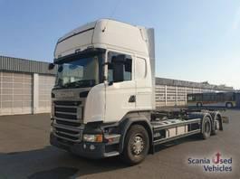 overige vrachtwagens Scania R 450 LB6x2MNB Topline SCR only 2016
