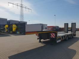 dieplader oplegger Kaessbohrer SLA R 3 Wheel recess 2020
