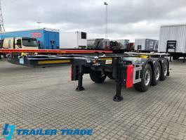container chassis oplegger Kaessbohrer Tankchassis 2020