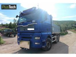 kipper vrachtwagen > 7.5 t MAN TGA 26.530 2004