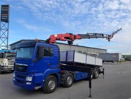 kraanwagen MAN TGS 35.440 8x2 2008