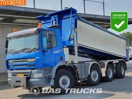 kipper vrachtwagen > 7.5 t Ginaf X4243 TS 8X4 Tipper + Mixer Big-Axle Euro 5 NL-Truck 2009