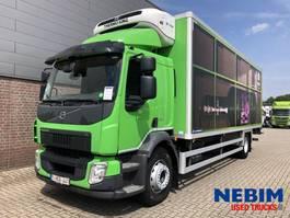 koelwagen vrachtwagen Volvo FL250 Euro 6 - 341.841km - THERMO KING T600R D/E 2014
