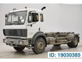 containersysteem vrachtwagen Mercedes Benz 2038 1994