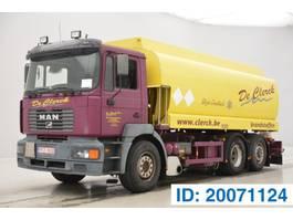 tankwagen vrachtwagen MAN TS26 FNL 2003