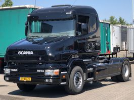 standaard trekker Scania 164G 580 TORPEDO MANUAL RETARDER *TOP* 2002