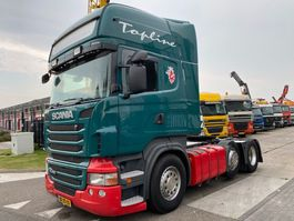 standaard trekker Scania R 480 A 6X2/4 MANUEL GEARBOX AN RETARDER 2012