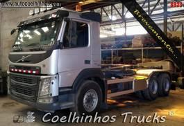 containersysteem vrachtwagen Volvo FM 420 // 6x4 2014