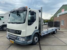autotransporter vrachtwagen DAF LF45  Machine transporter | 114 160km 2013