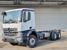 chassis cabine vrachtwagen Mercedes Benz Arocs 2645 K 6x4 Arocs 2645 K 6x4, 2x Nebenantrieb
