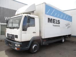 bakwagen vrachtwagen > 7.5 t MAN LE 8.180 , German Truck 2004