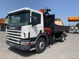 kipper vrachtwagen > 7.5 t Scania G 1999