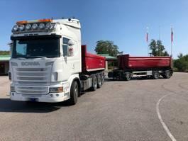 containersysteem vrachtwagen Scania R480 2008