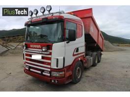 kipper vrachtwagen > 7.5 t Scania R 144G 1998