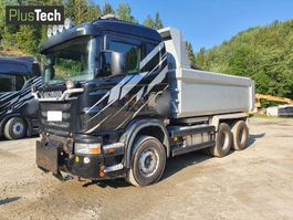 kipper vrachtwagen > 7.5 t Scania R560 2013