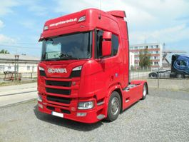 standaard trekker Scania R 500 Only SCR FULL AIR / Leasing 2017