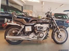 motorfiets Harley-Davidson FXE SUPER GLIDE 1200 AMF 1978